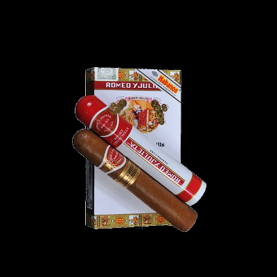 Romeo y Julieta Short Churchill tubos - pack of 3