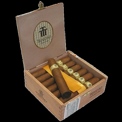 Trinidad Robusto T cigars - box of 12