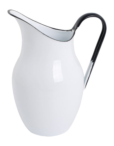 Redecker Enamel Pitcher