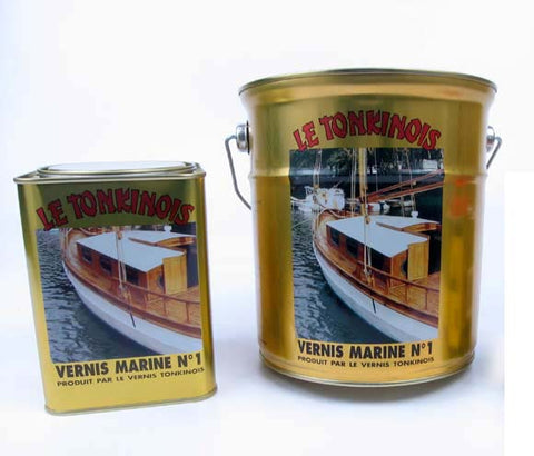 Le Tonkinois Marine Linseed Varnish No.1
