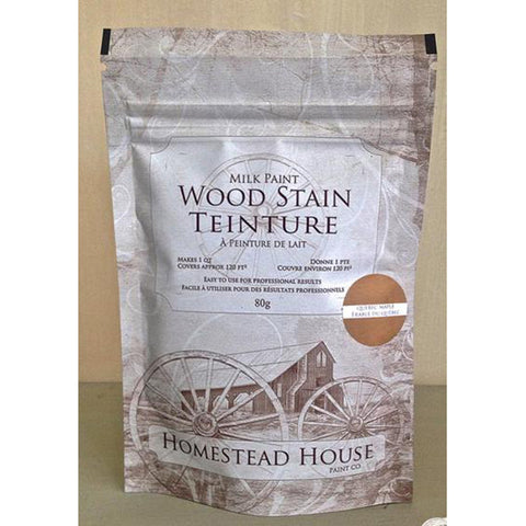 Homestead House Wood Stain