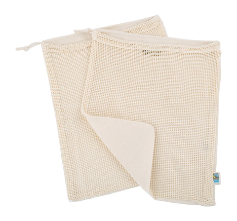 Redecker Organic Cotton Produce Bags