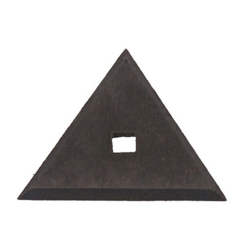 Replacement Blade for Classic Large Triangular Carbide Paint Scraper