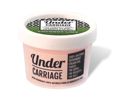 Under Carriage Natural Deodorant Cream NO BS