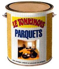 Le Tonkinois Parquet Heavy Duty Linseed Varnish - 2 L