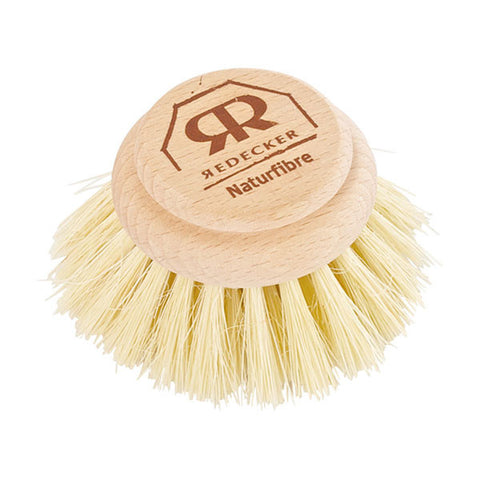 Replacement Head for Redecker Dish Brush, Firm