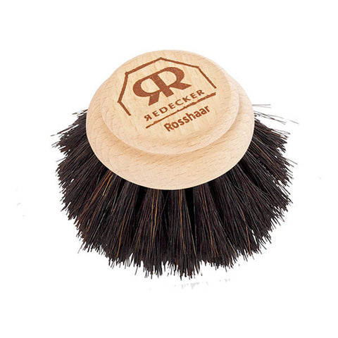 Replacement Head for Redecker Dish Brush, Soft