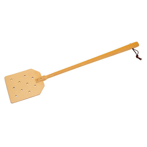 Redecker Leather Fly Swatter