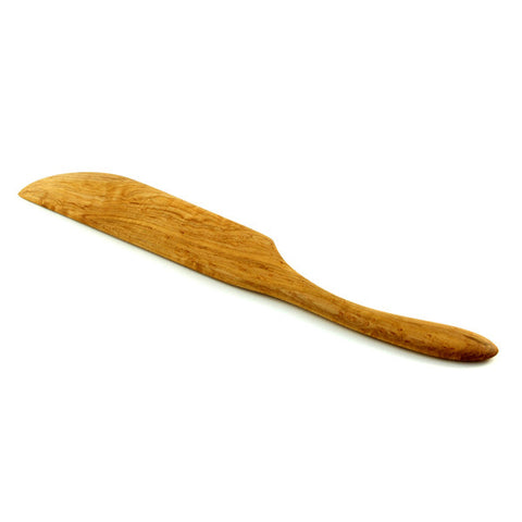 Rock Maple Curved Spatula