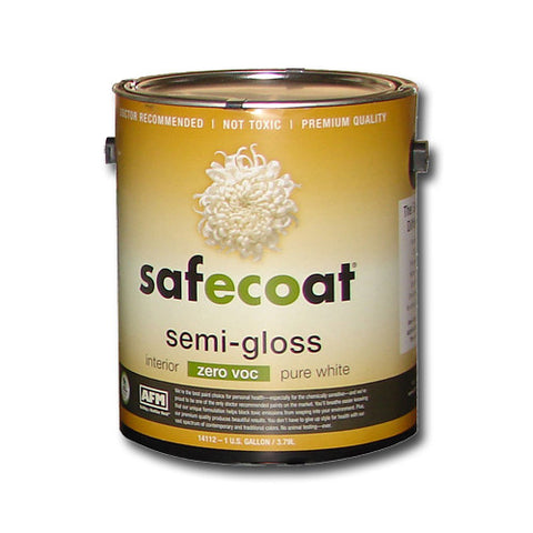 Safecoat Zero VOC Semi-Gloss Paint