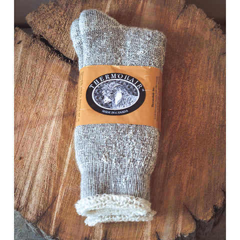 Wool High Sock