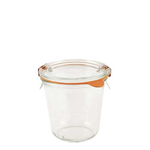 Weck Mold Food Storage Jar