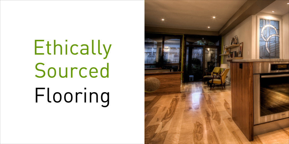 Ethically Sourced Flooring