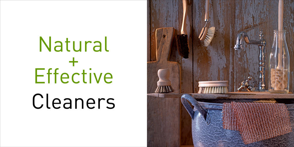 Natural + Effective Cleaners