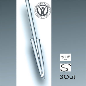 Permanent Makeup Outline Needle