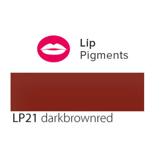 lp21 darkbrownred