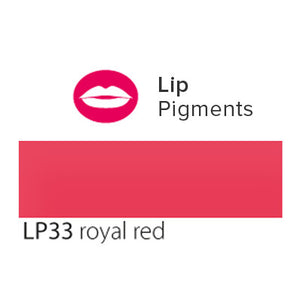 lp33 royal red