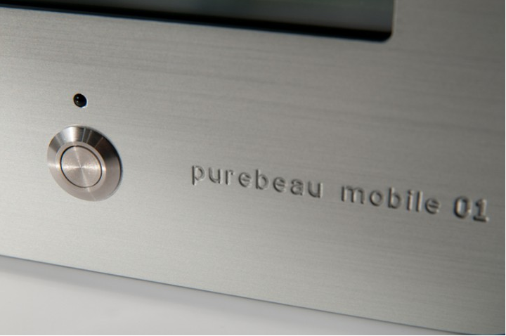 Purebeau Mobile 01 cosmetic tattoo machine