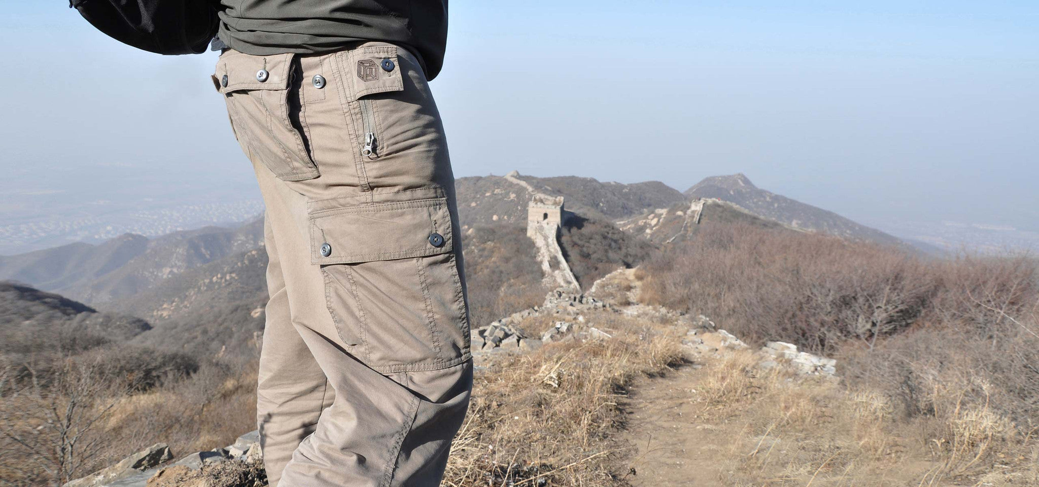 Pick-Pocket Proof Pants