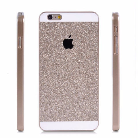 Glitter iPhone 6 Plus Hard Cell Phone Cover