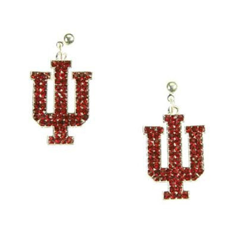 IU Crystal Earrings