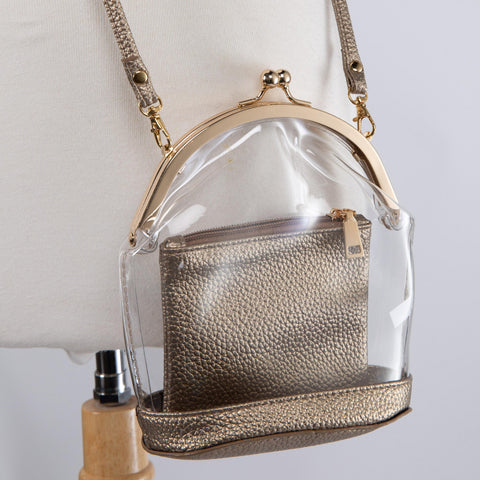 Clear Cross Body Bag