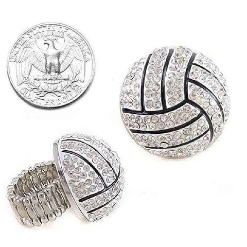 Volleyball Stretch Ring