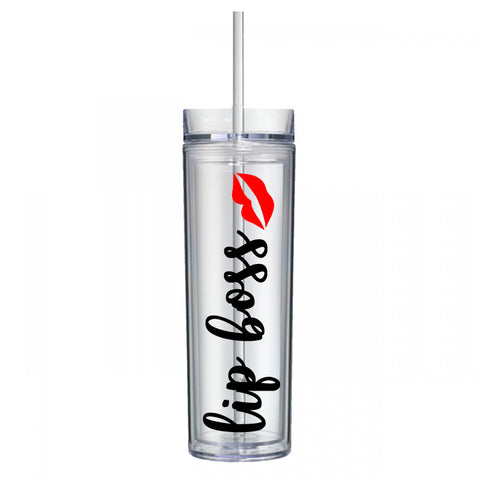 Lip Boss Water Bottle