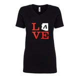 Love with Arizona Diamondbacks Glitter Shirt