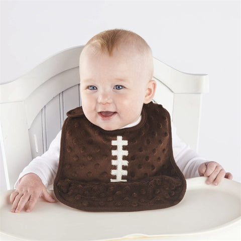 Football Pocket Bib
