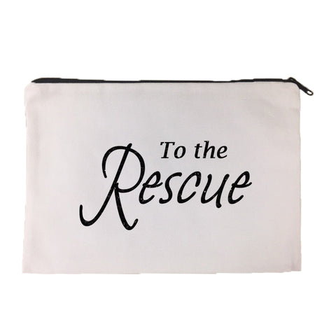 To The Rescue Cosmetic Bag