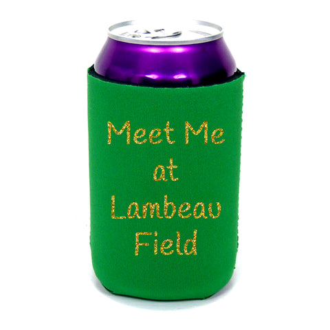 Meet Me At Lambeau Field Can Cooler