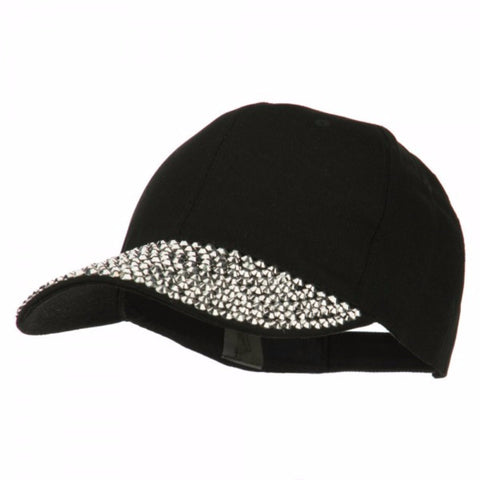 Crystal Bill Baseball Cap
