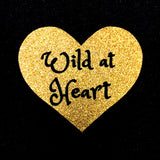Wild at Heart Glitter Dolman