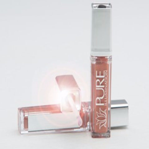 Carribean Coral Light Up Lip Gloss
