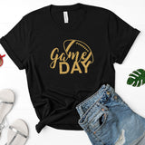 Game Day Football Short Sleeve Shirt