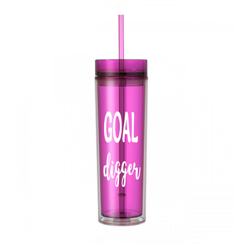 Goal Digger Water Bottle