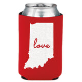 Indiana with Love Can Cooler