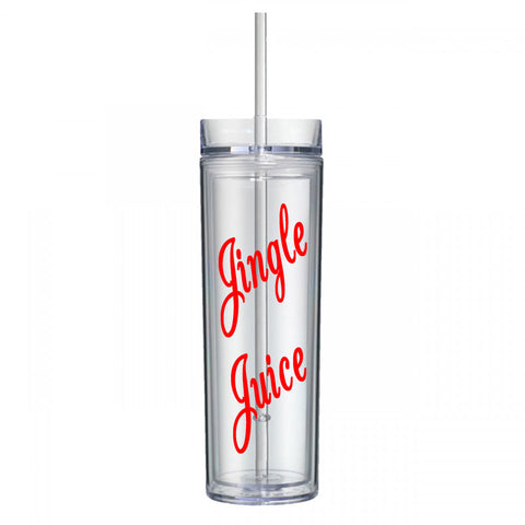Jingle Juice Water Bottle