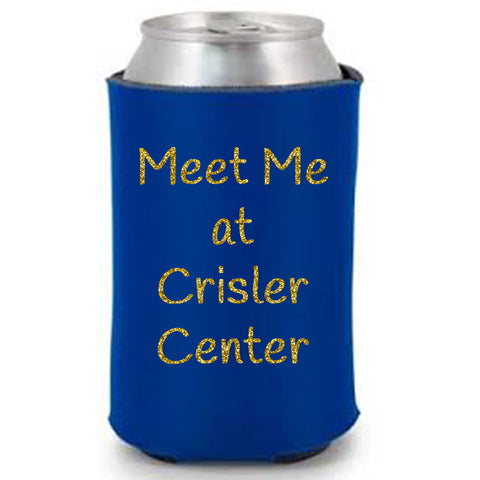 Meet Me At Crisler Stadium Can Cooler