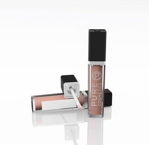 In the Nude Matte Light Up Lip Gloss