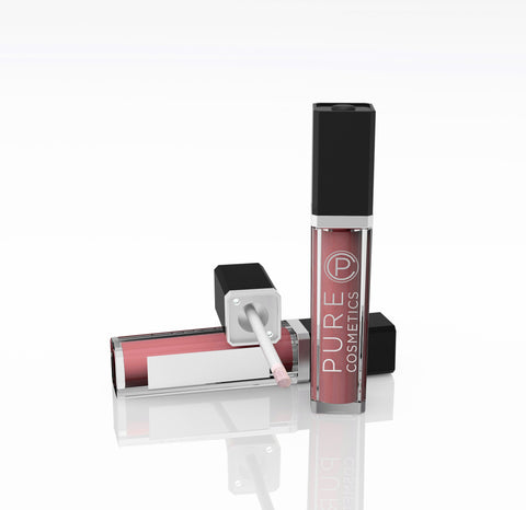 Miss Independent Matte Light Up Lip Gloss