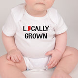 Locally Grown Onesie  (Red State)