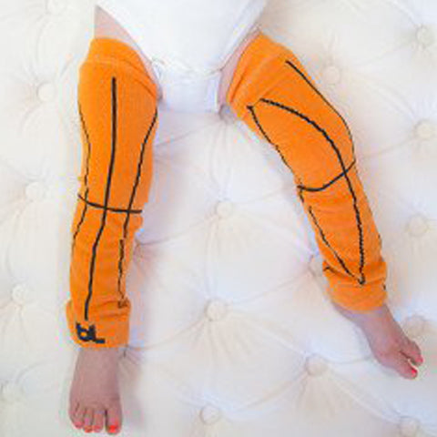 Baby Leggings - Basketball