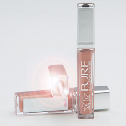 Nude Beach Light Up Lip Gloss
