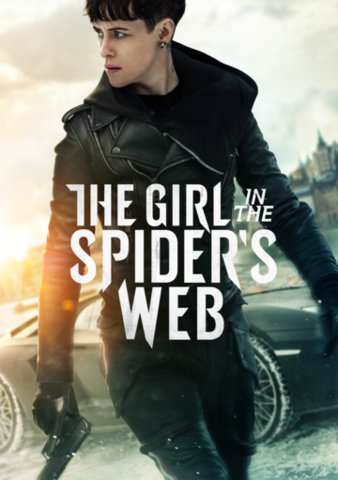 The Girl In The Spider's Web SD VUDU or iTunes via MA