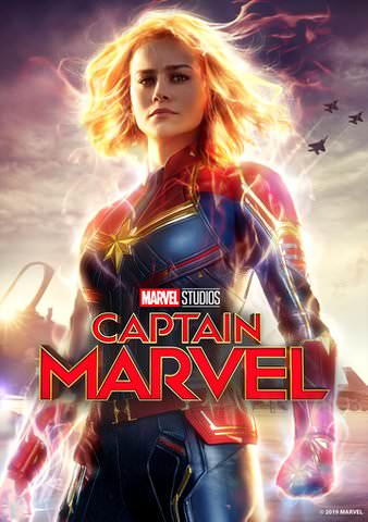 Captain Marvel HDX VUDU or HD iTunes via MA