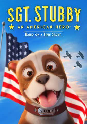 Sgt. Stubby An American Hero HD iTunes