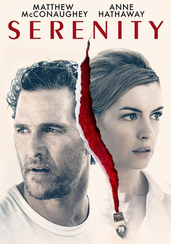 Serenity (2019) HDX VUDU or iTunes via MA
