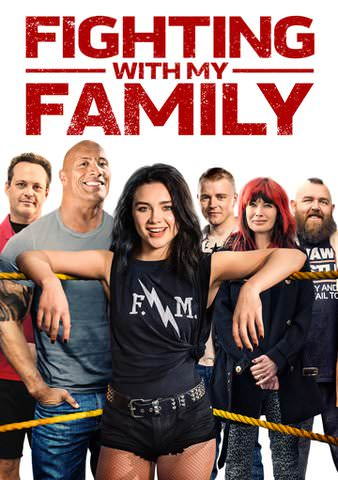 Fighting With My Family HD iTunes